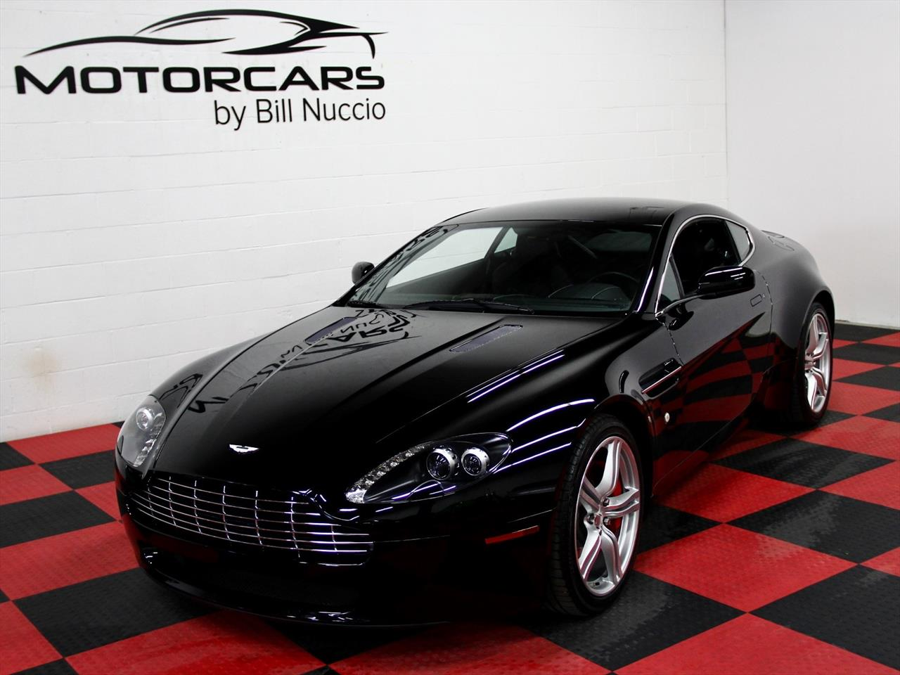 2009 Aston Martin Vantage V8 Coupe