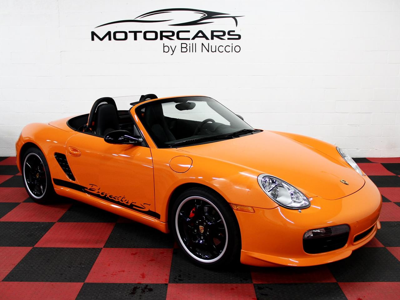 2008 Porsche Boxster S Limited Edition