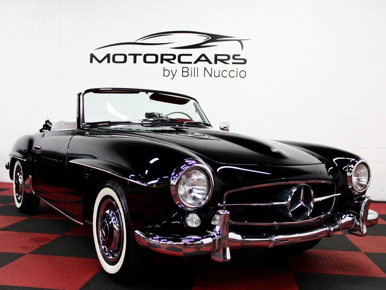 1959 mercedes benz 190 sl roadster. Black Bedroom Furniture Sets. Home Design Ideas