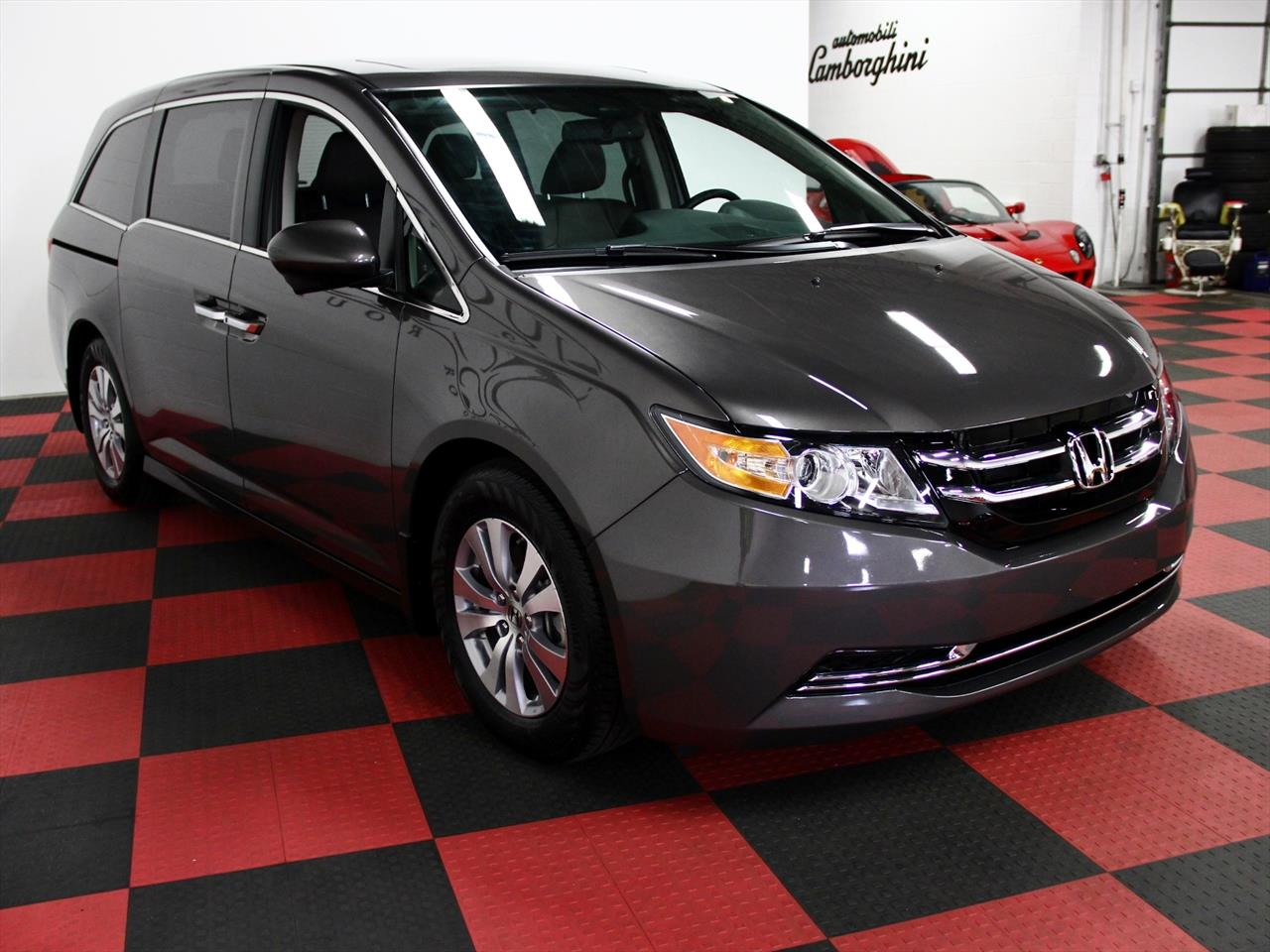 2015 honda odyssey exl. Black Bedroom Furniture Sets. Home Design Ideas
