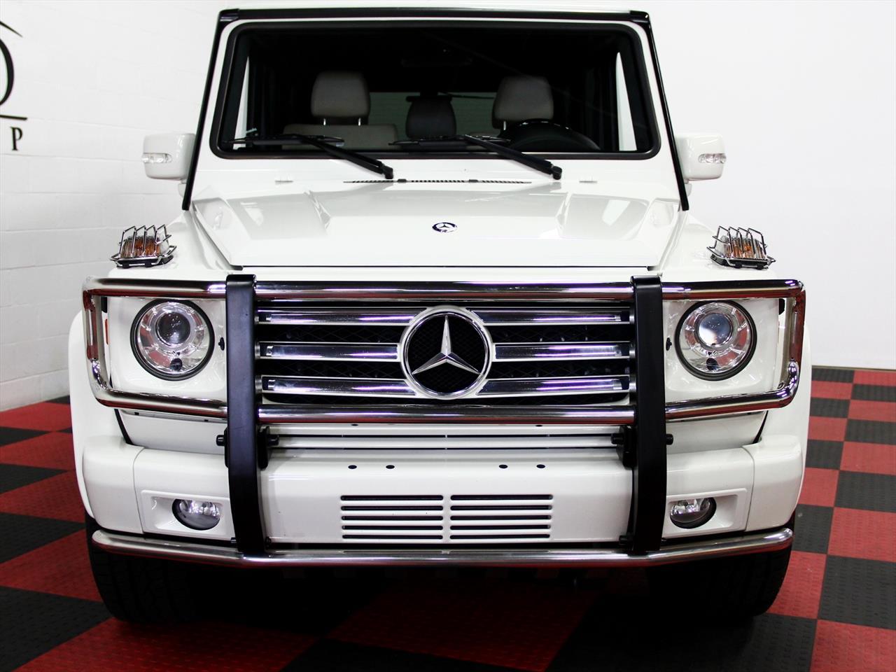 2010 Mercedes Benz G55 Amg