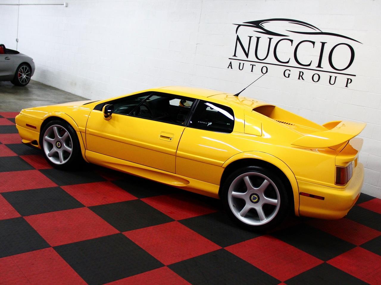 2001 Lotus Espirt V8