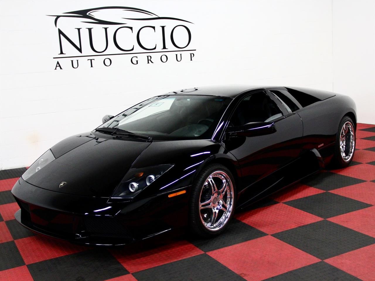 2004 Lamborghini Murcielago Coupe
