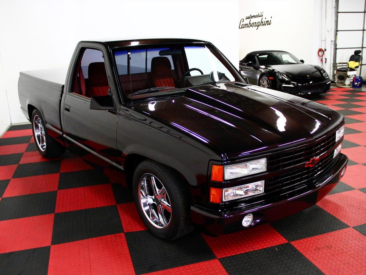 All Chevy chevy 1500 ss : 1990 Chevrolet 1500 454 SS