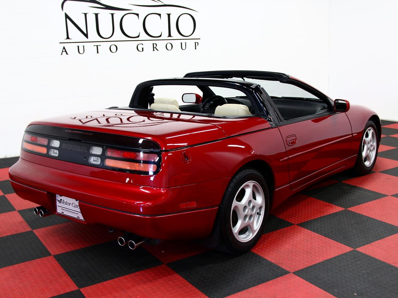 1993 nissan 300 zx convertible. Black Bedroom Furniture Sets. Home Design Ideas