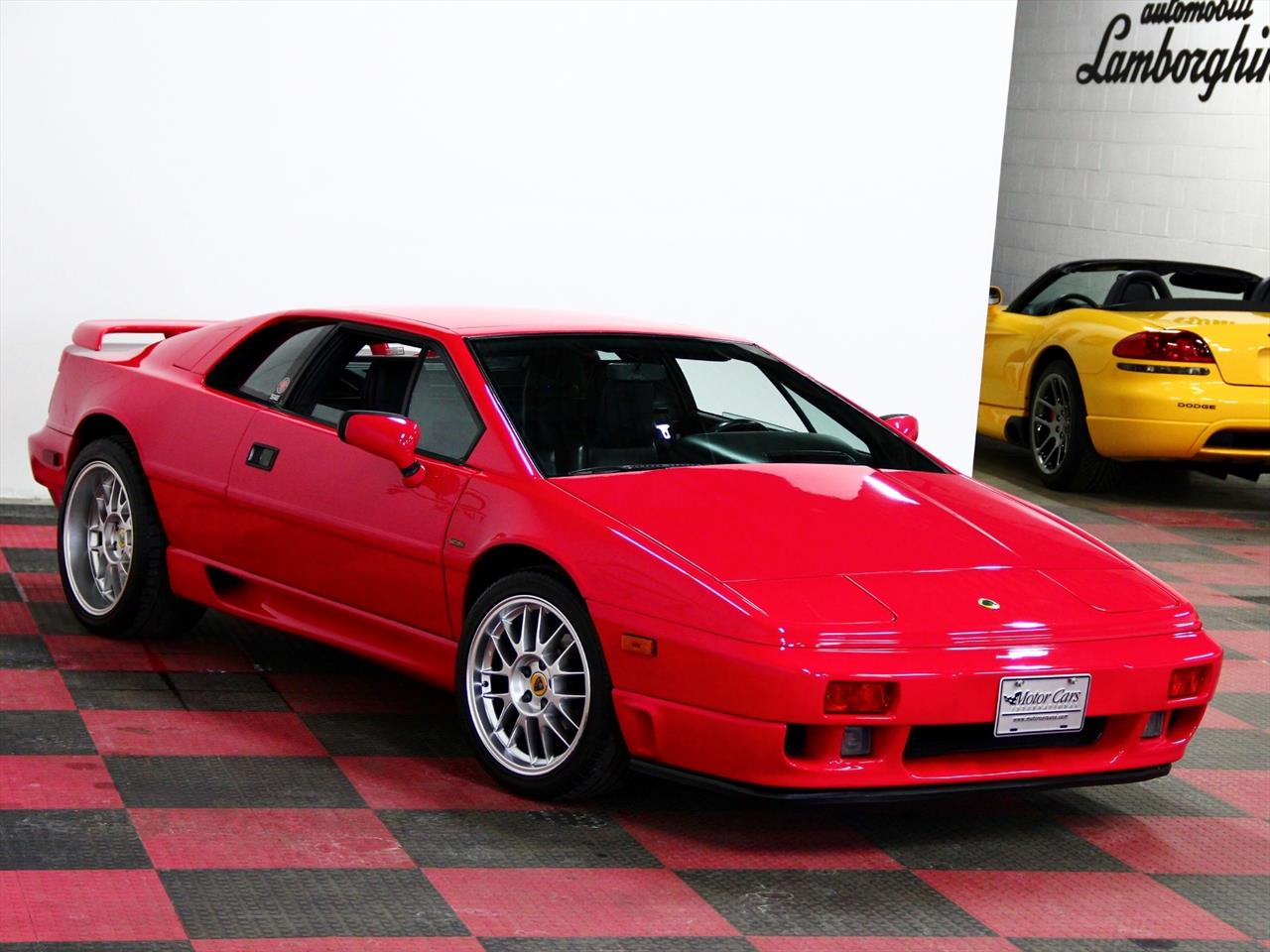 1989 Lotus Esprit Se