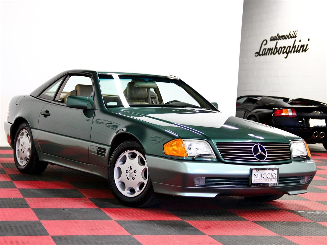 1993 mercedes benz sl 500. Black Bedroom Furniture Sets. Home Design Ideas