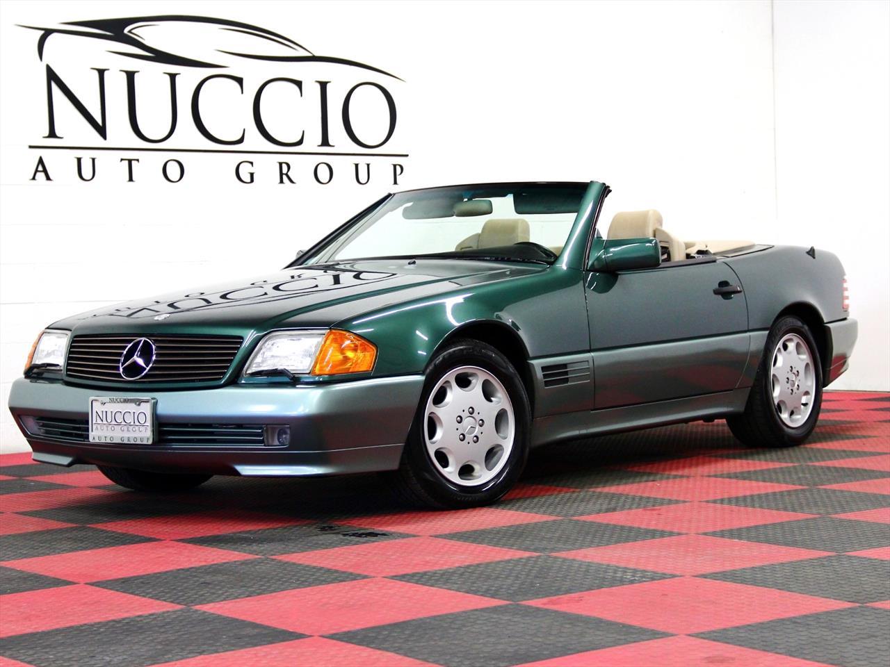 1993 mercedes benz sl 500 for Mercedes benz sl