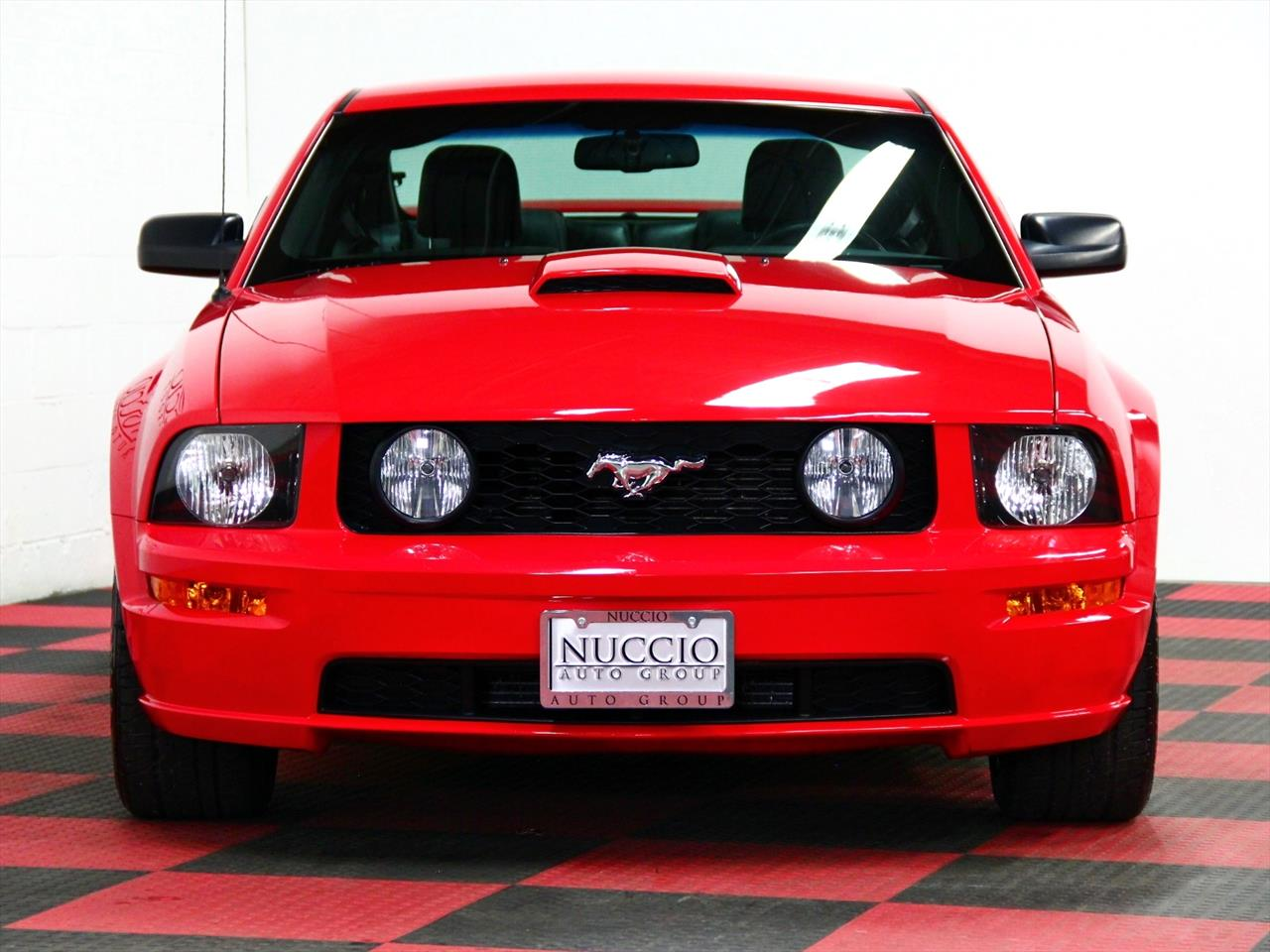2008 Ford Mustang Gt Convertible S Code