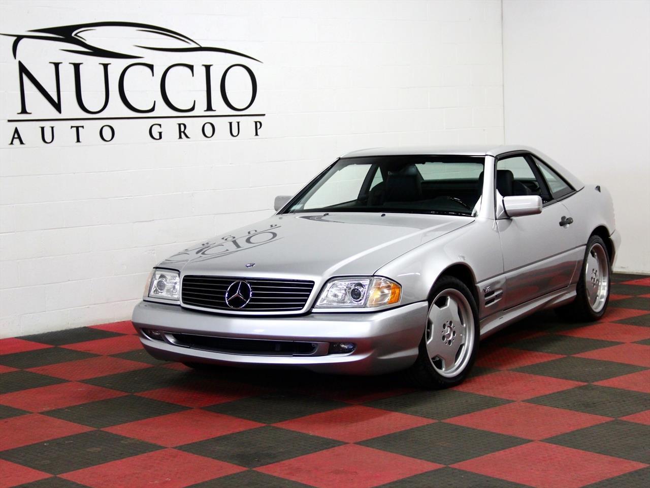 1998 Mercedes Benz SL 600