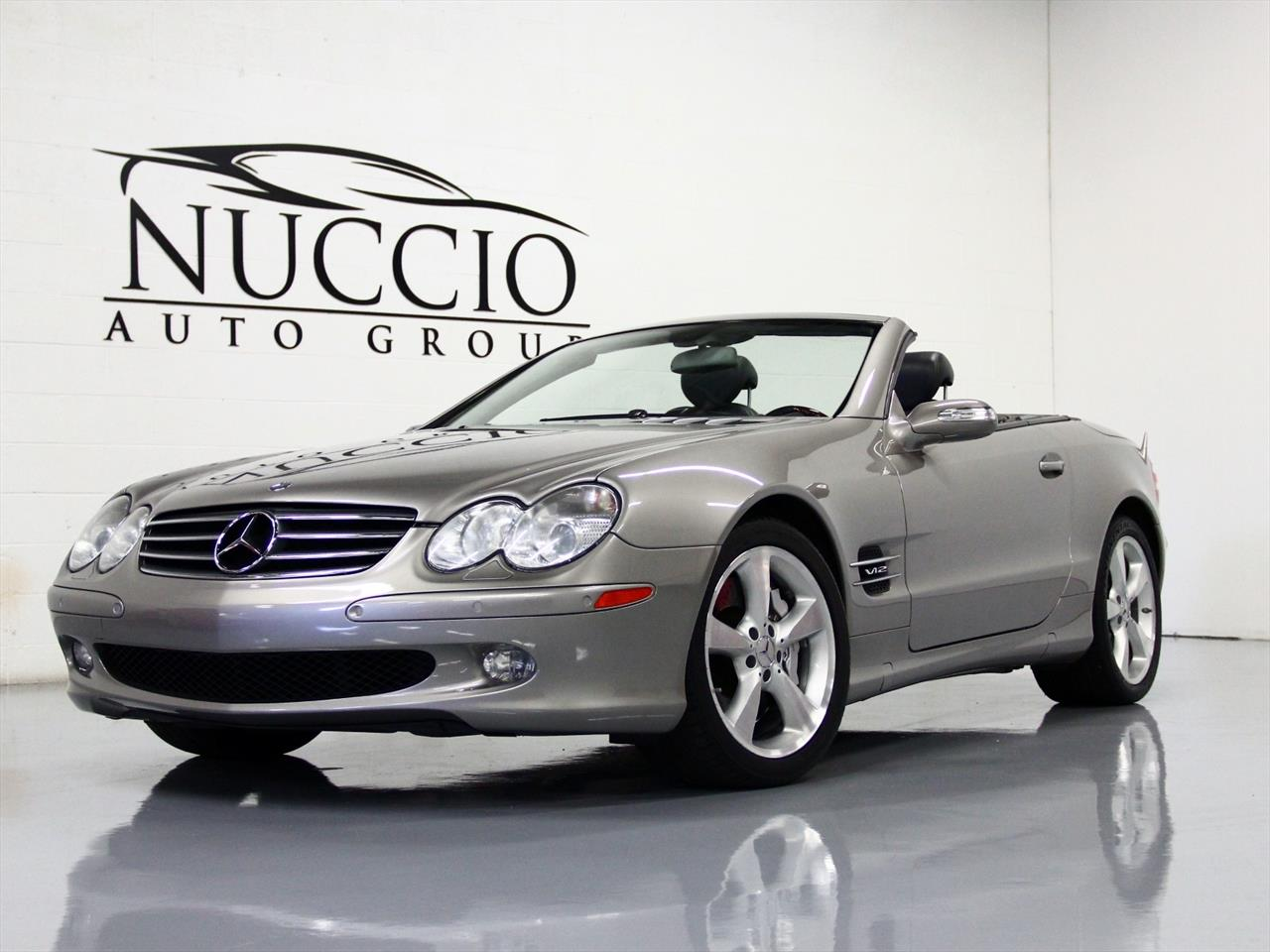 2005 Mercedes Benz SL 600 Convertible