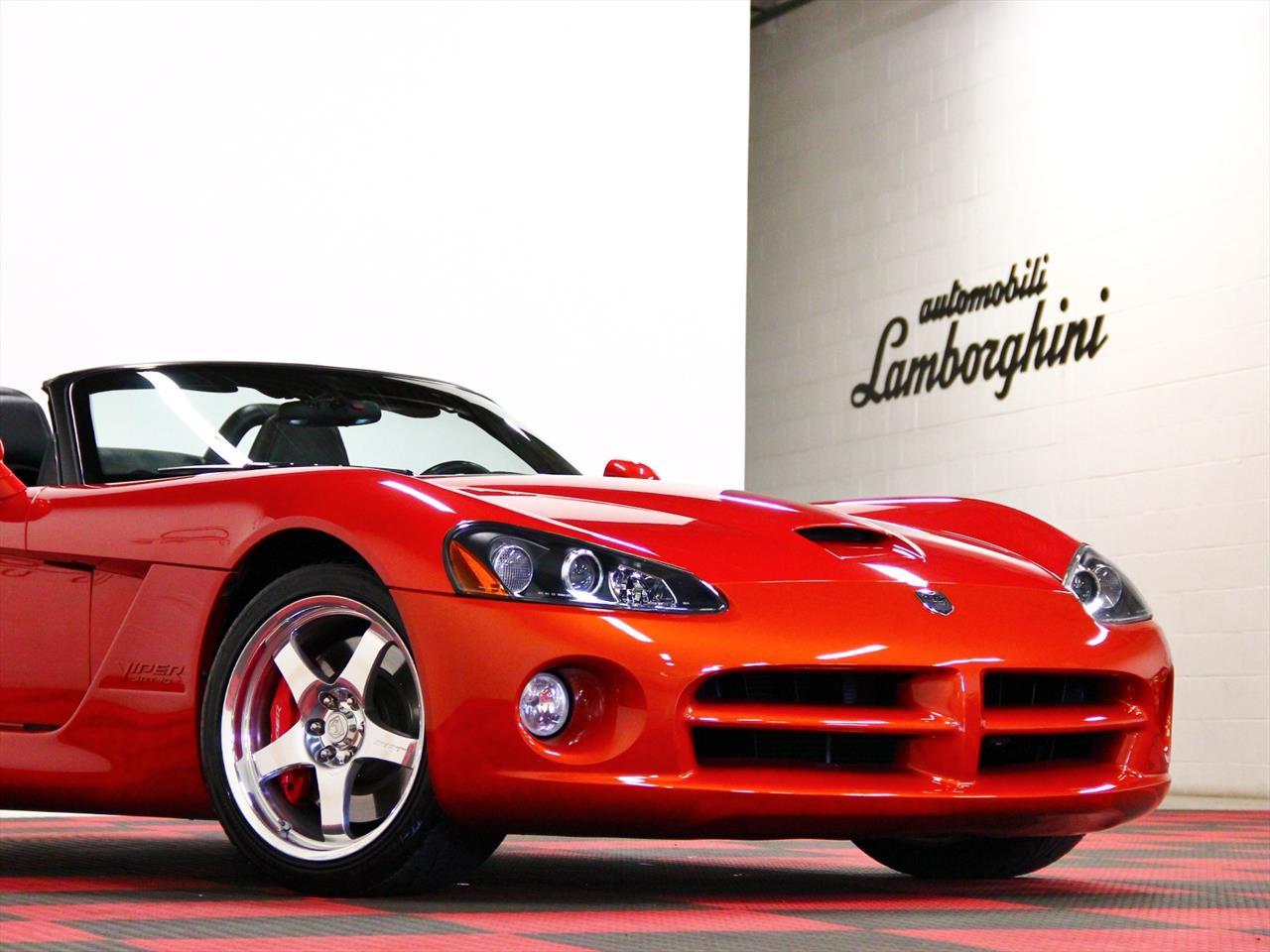 2005 Dodge Viper Copperhead Edition