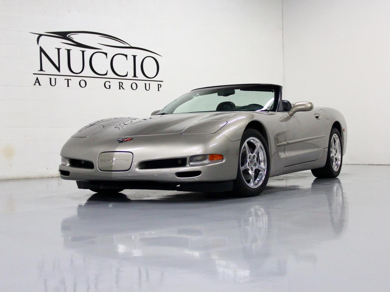 2001 Chevrolet Corvette Convertible