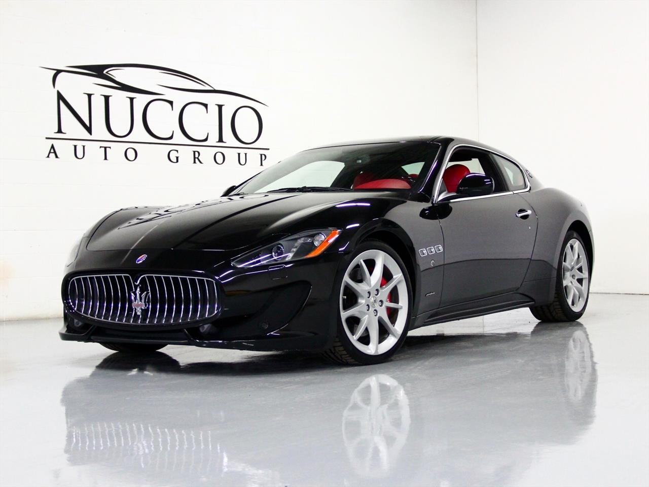 2014 Maserati Gran Turismo Sport Coupe