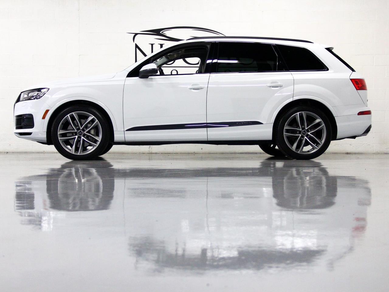 2017 Audi Q7 Prestige Quattro