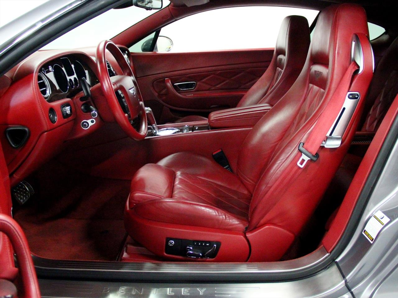Img on 2005 Bentley Continental Gt W12 Awd