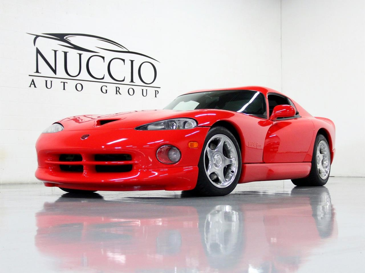 1998 Dodge Viper GTS Coupe