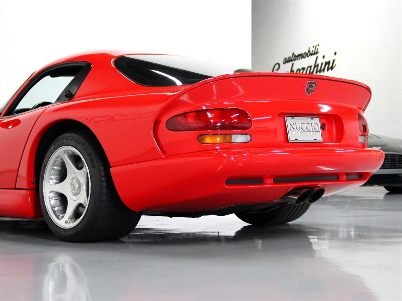 1998 Dodge Viper Gts Coupe