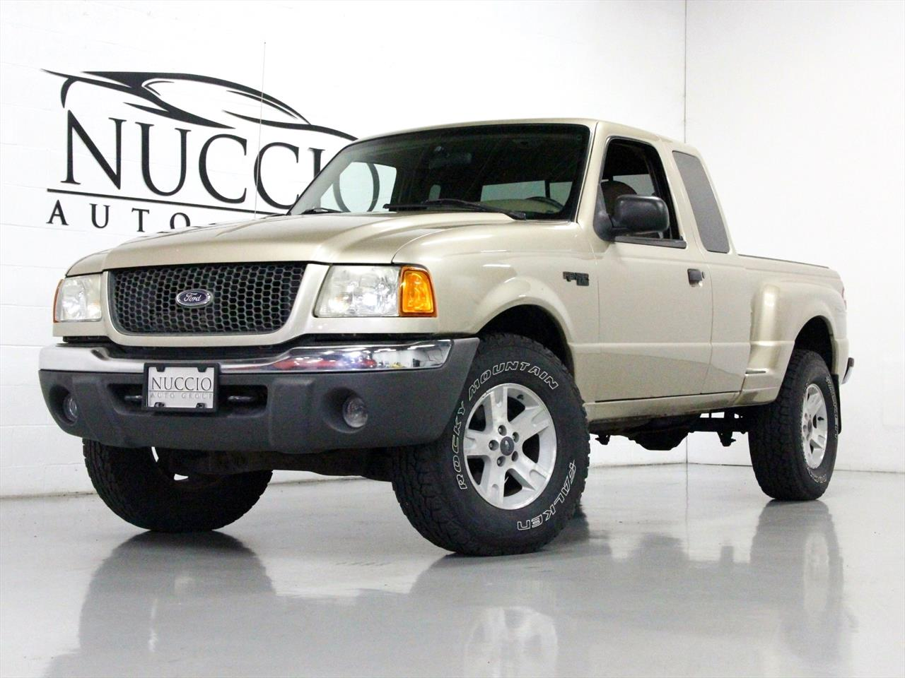 2002 Ford Ranger Super Cab