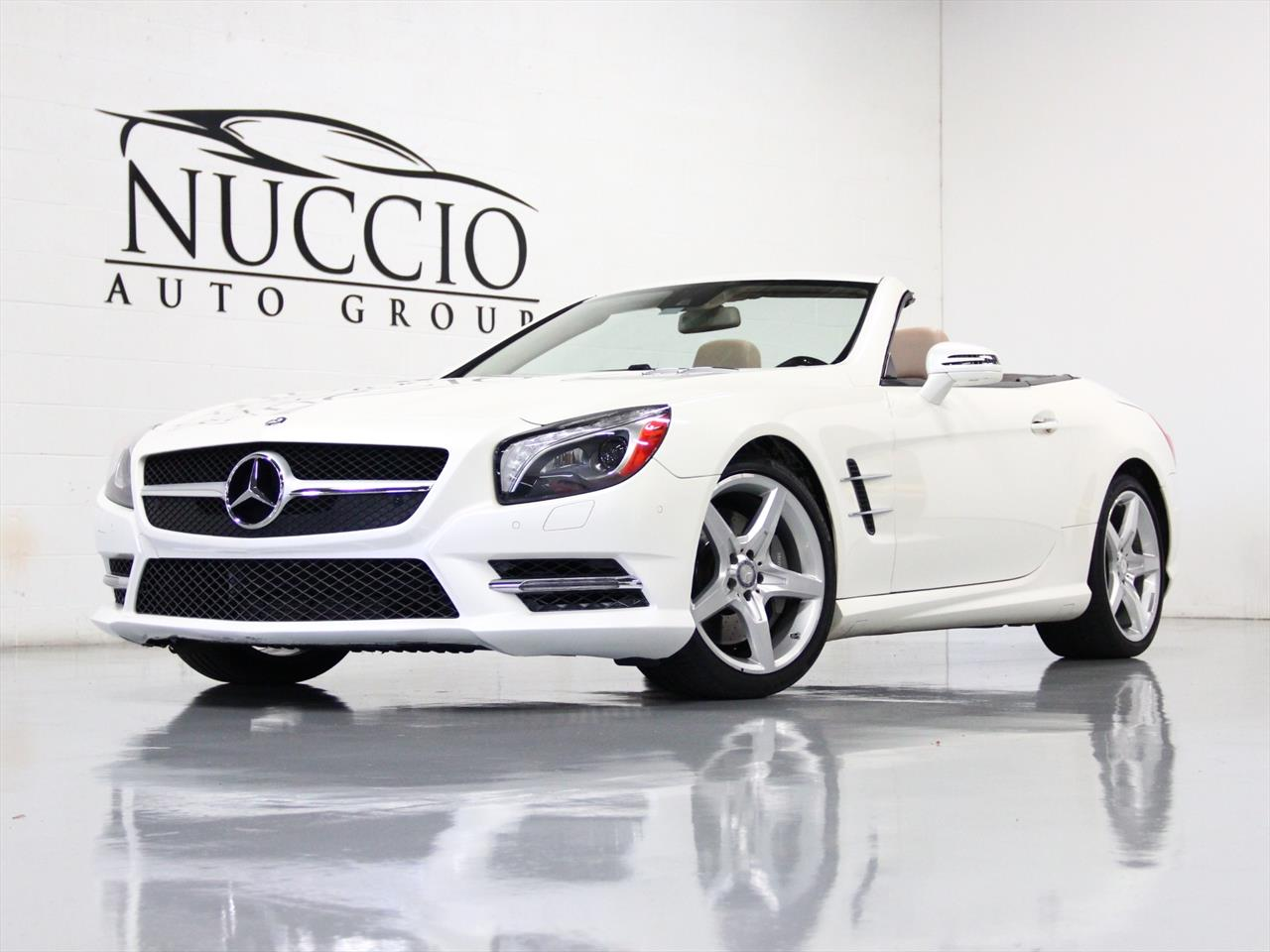 2014 Mercedes Benz SL550