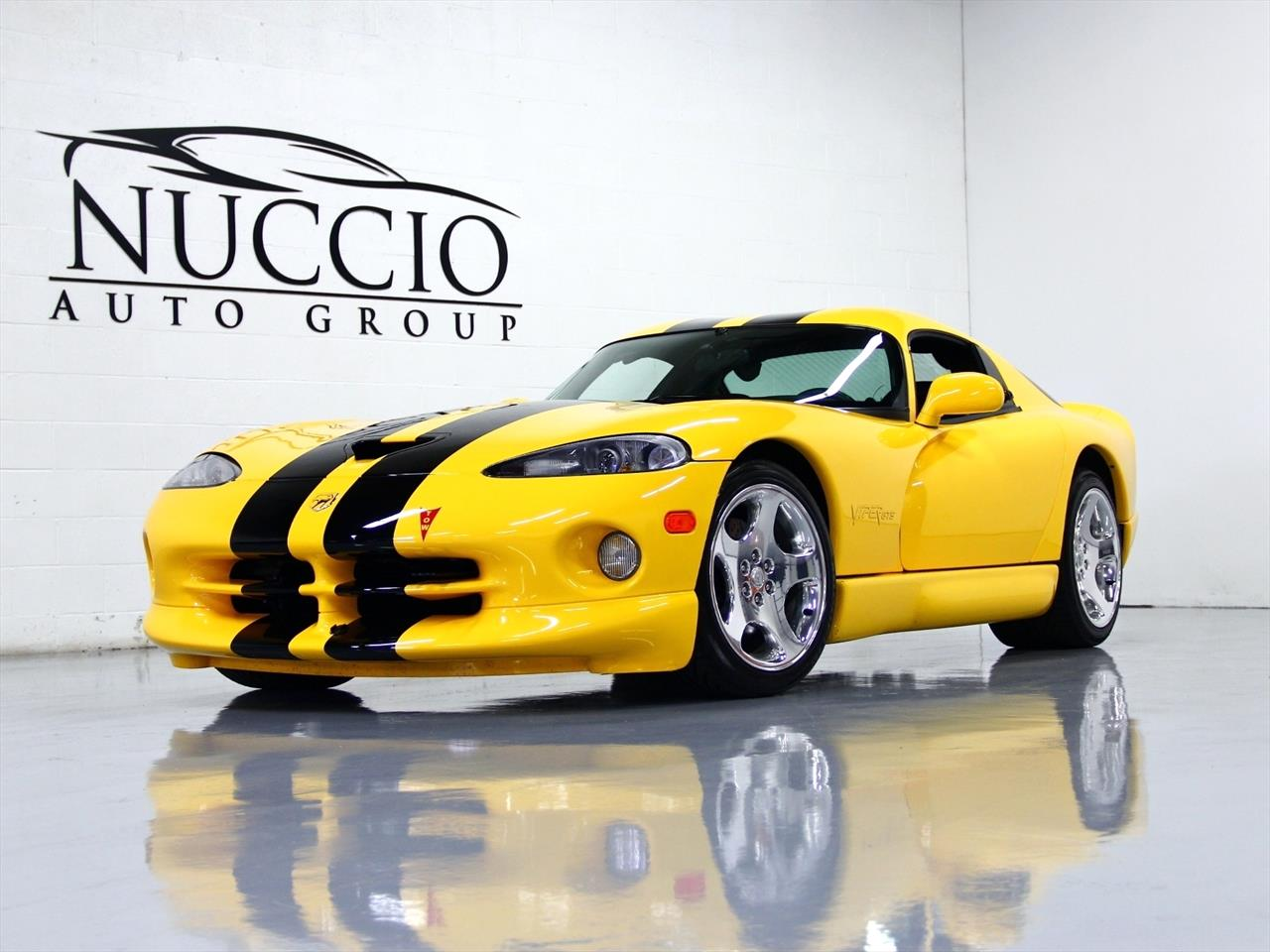 2001 Dodge Viper GTS Coupe
