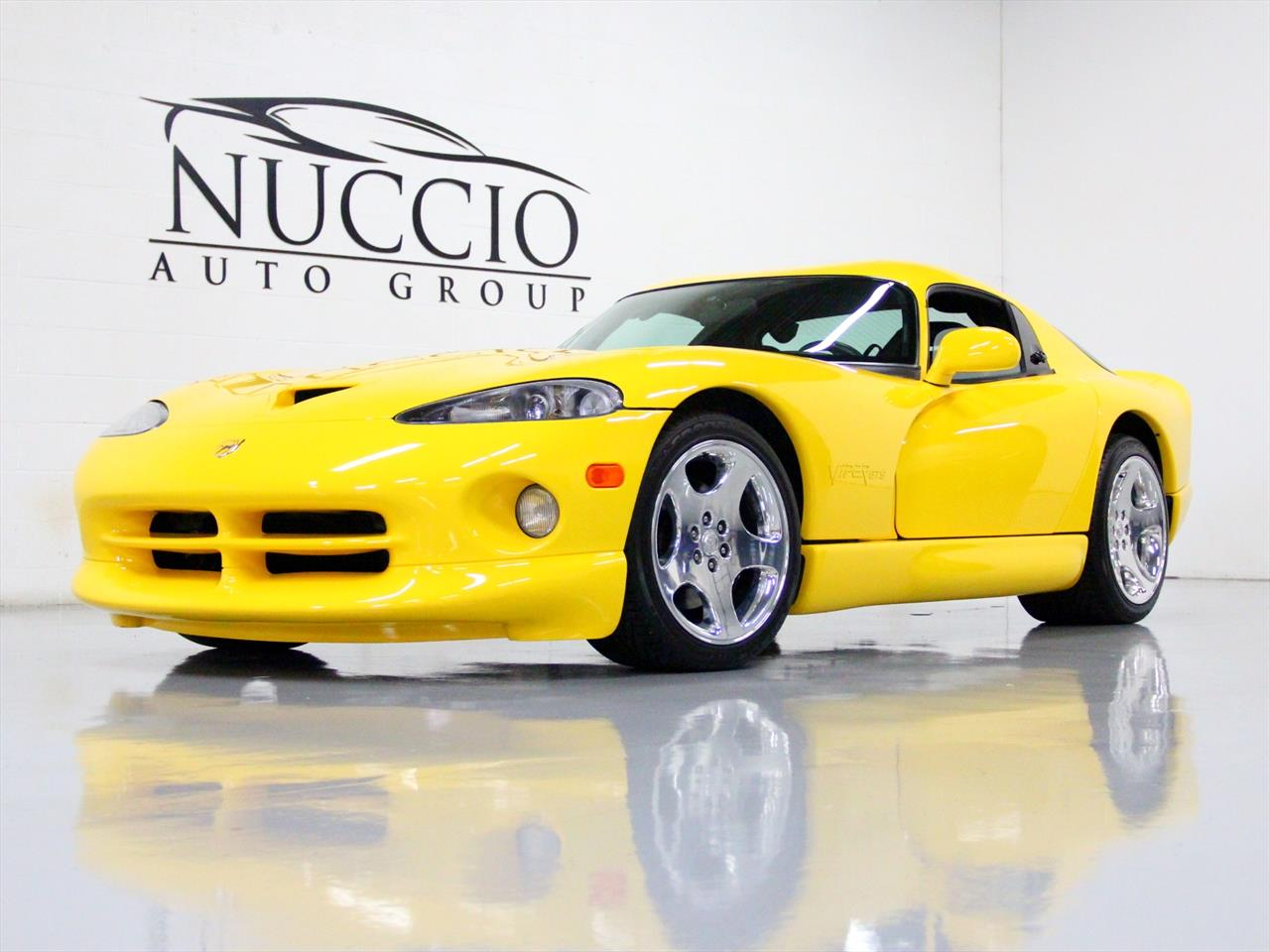 2002 Dodge Viper GTS Coupe