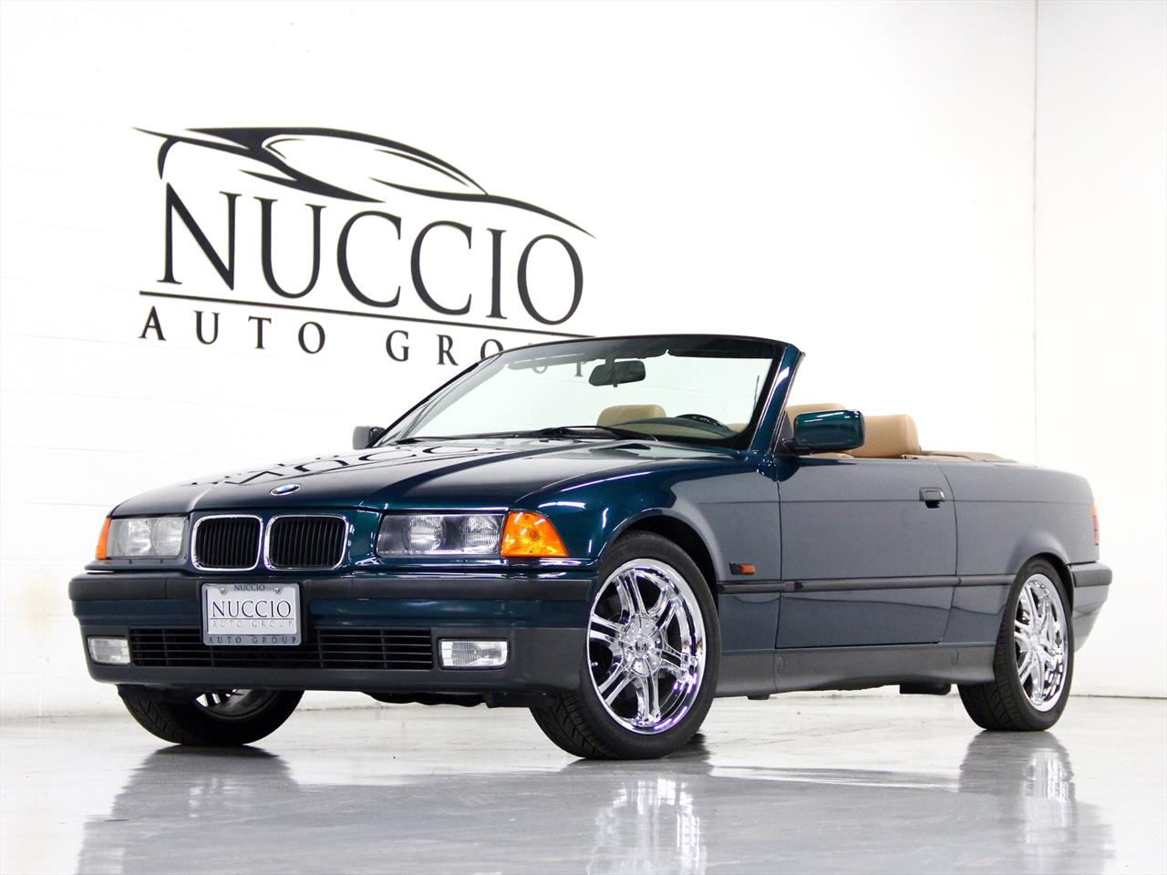 1995 BMW 325i Convertible