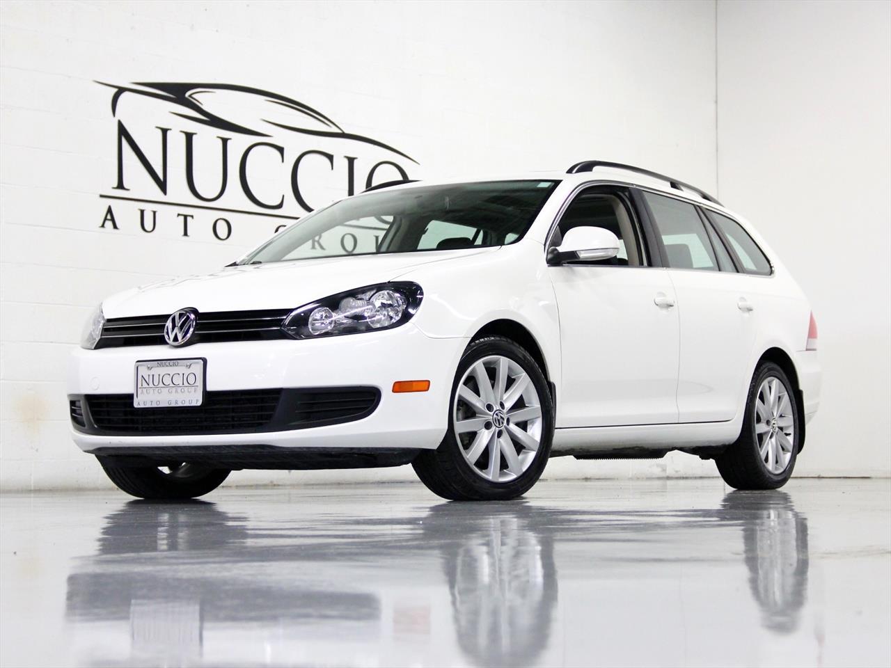 2014 Volkswagen  Jetta TDI Wagon