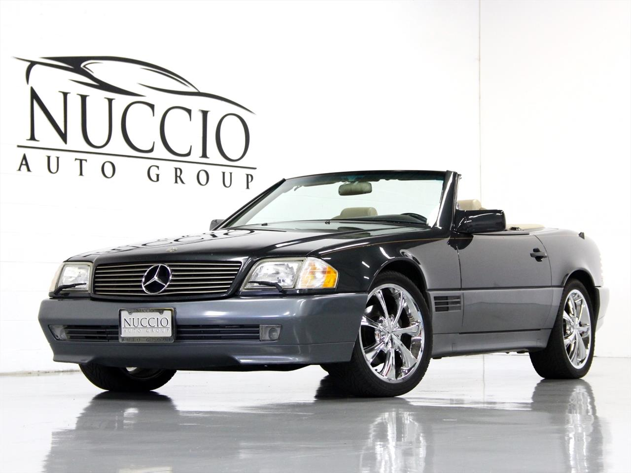 1995 Mercedes Benz SL 500