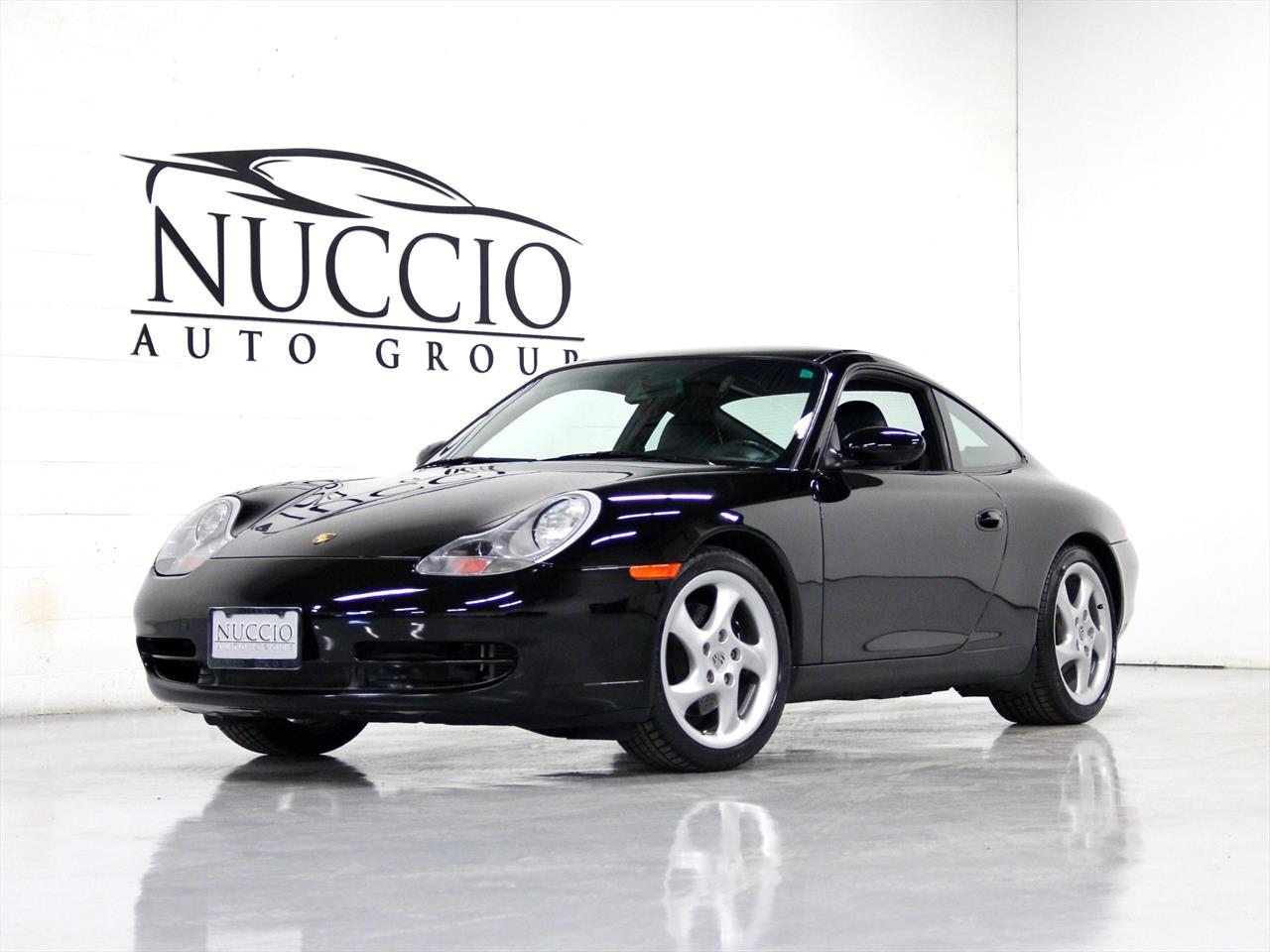 1999 Porsche 911 Carrera 2 Coupe