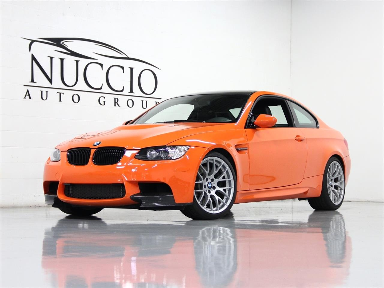 2013 BMW M3 Coupe Lime Rock Edition