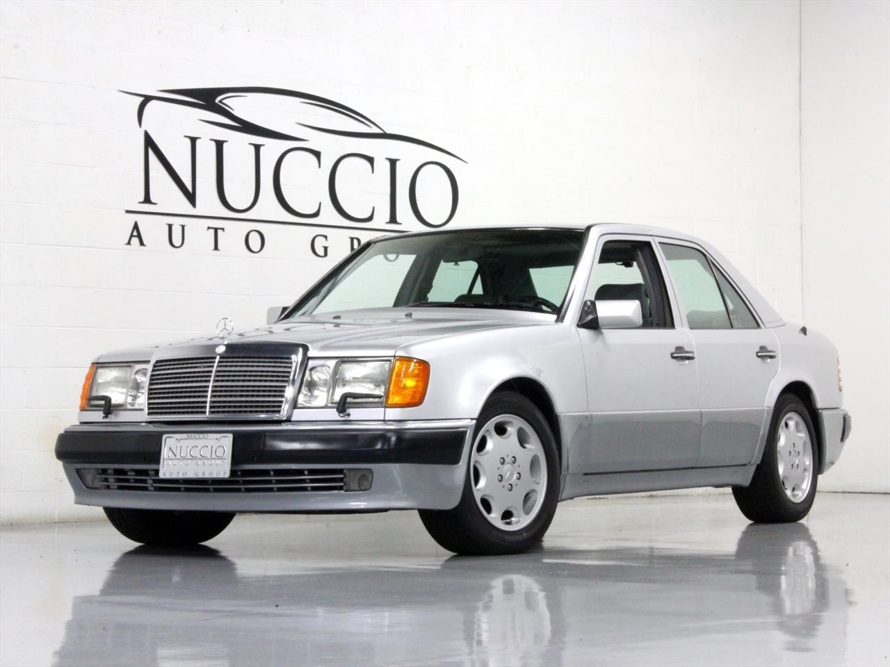 1992 Mercedes Benz 500E
