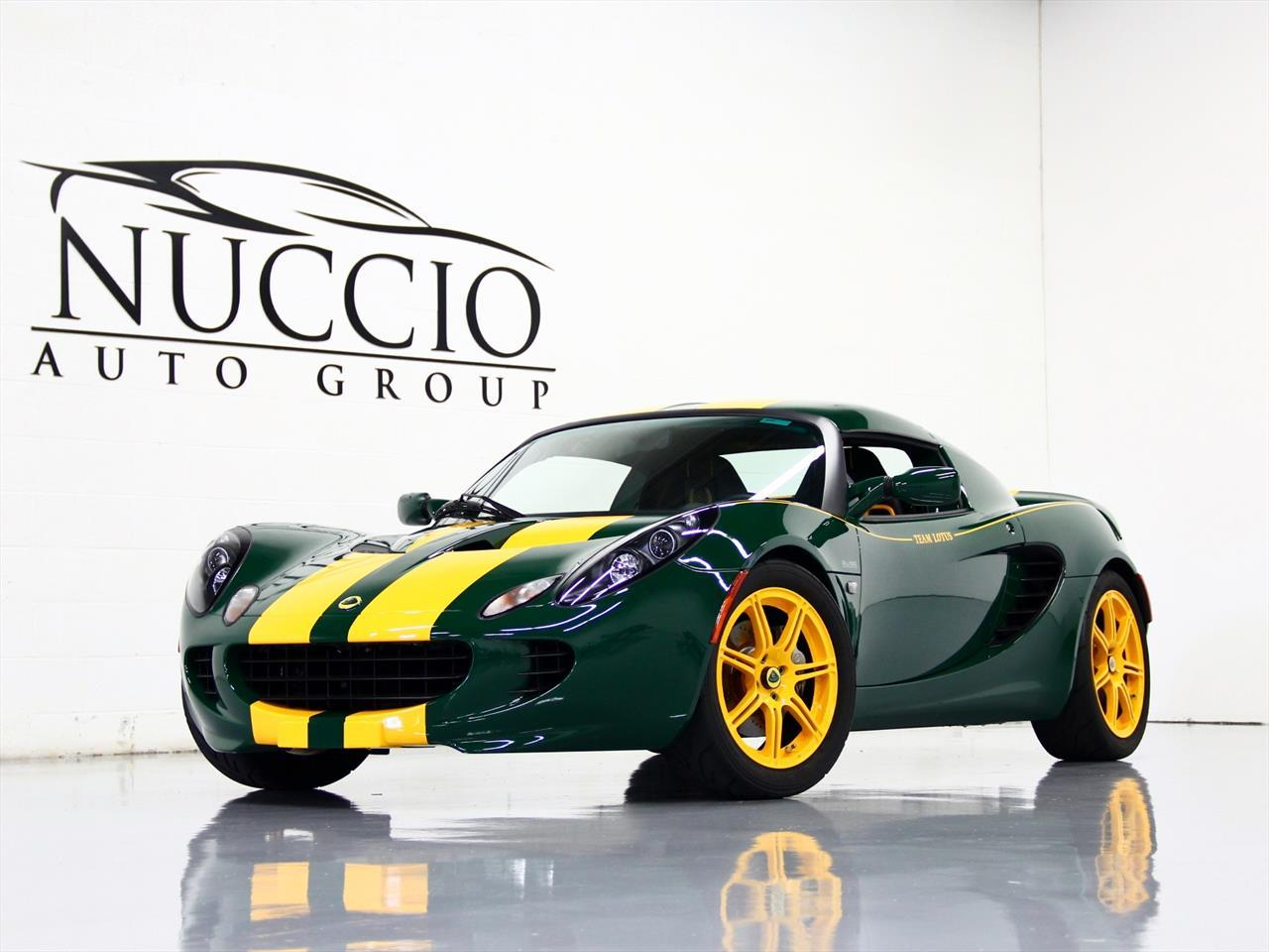 2008 Lotus Elise 60th Anniversary Edition