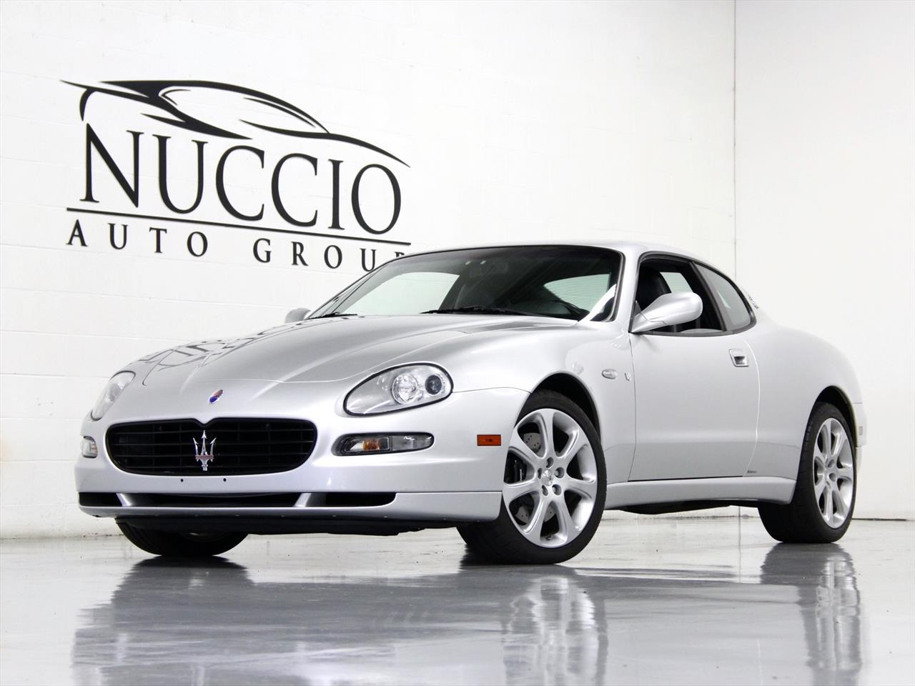 2006 Maserati GT Coupe