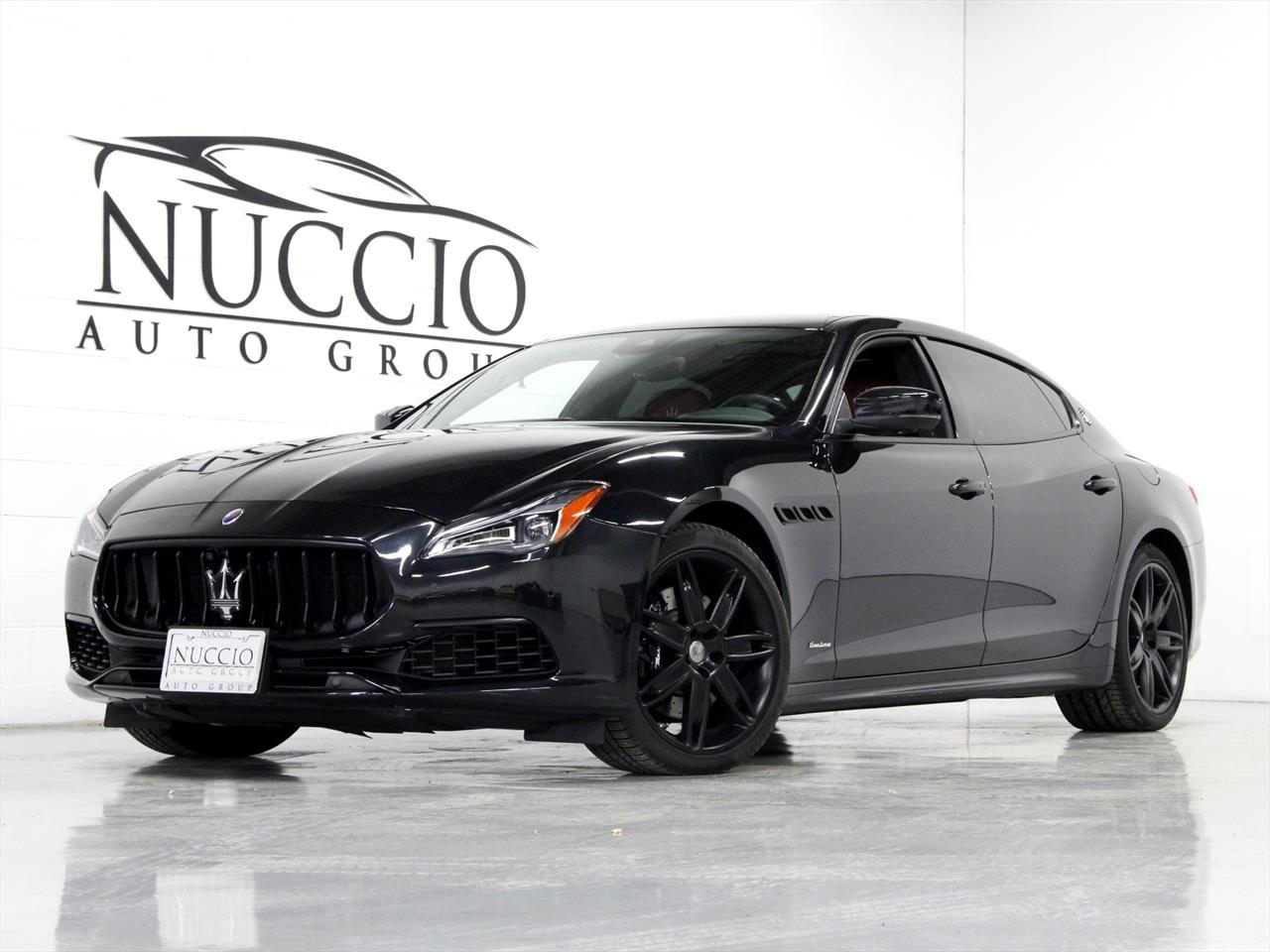 2018 Maserati Quattroporte S Granlusso