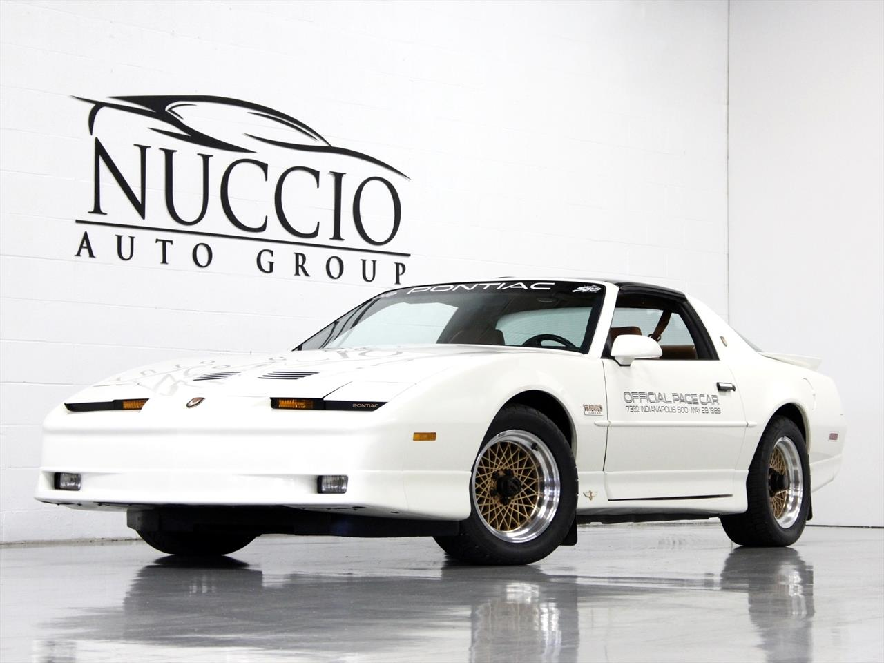 1989 Pontiac Trans AM 20TH Anniversary Edition