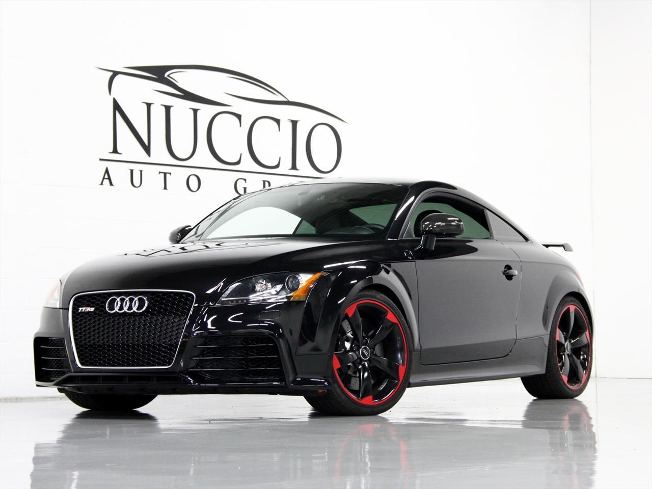 2013 Audi TT RS Coupe Quattro