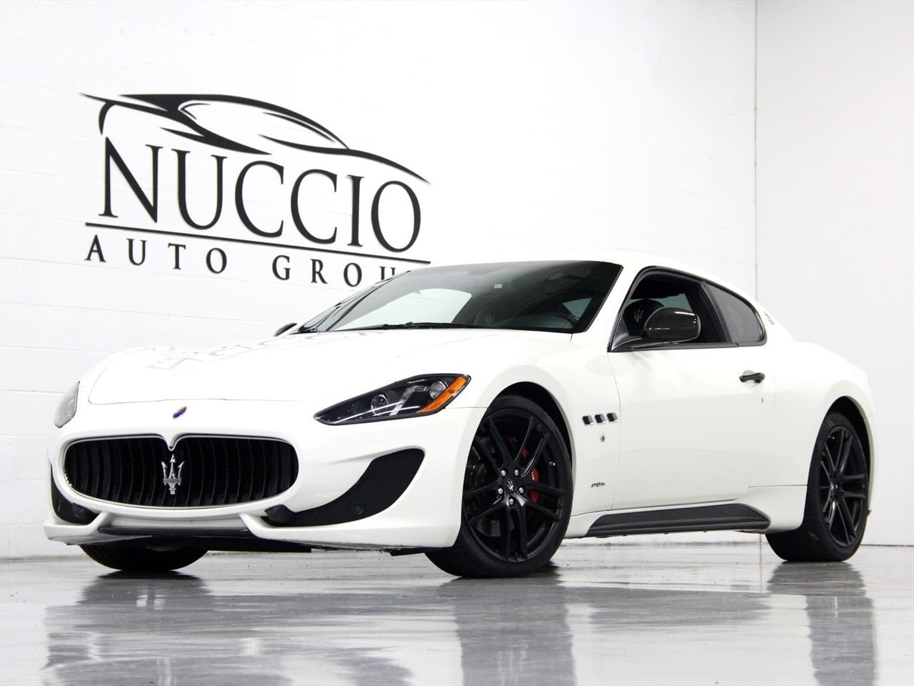 2015 Maserati GranTurismo MC Sport