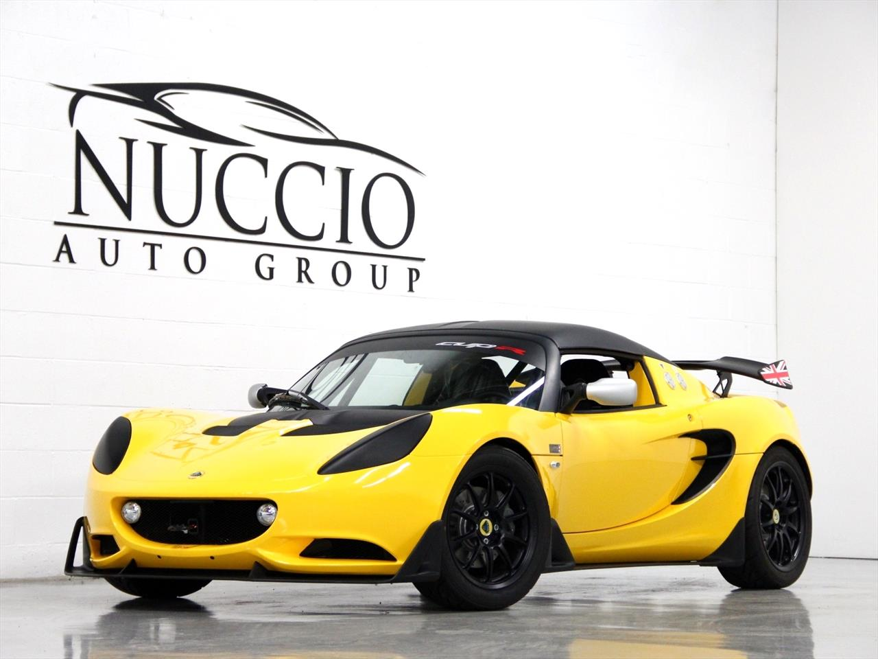 2014 Lotus Elise Cup R