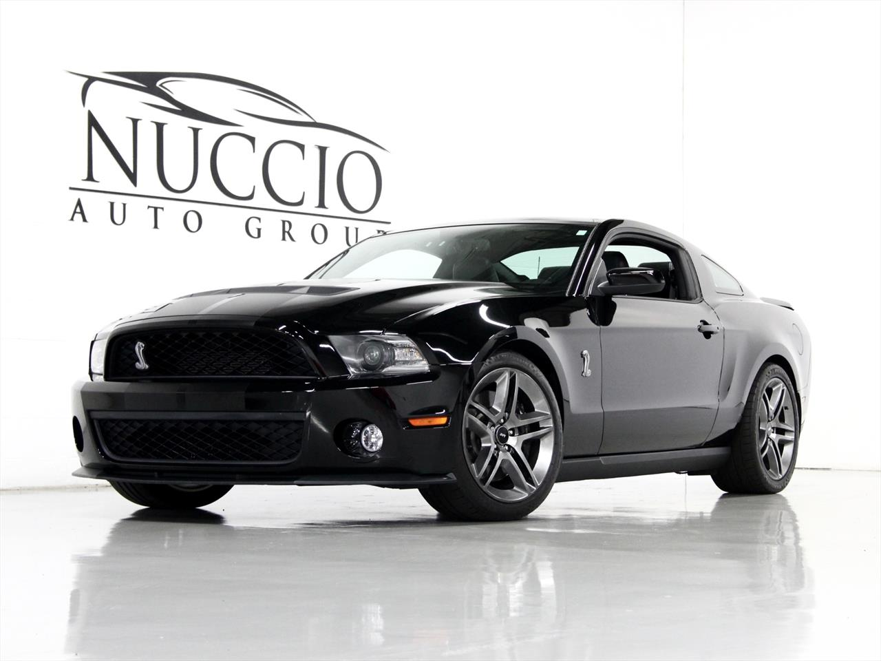 2012 Ford Mustang Shelby GT500 Coupe