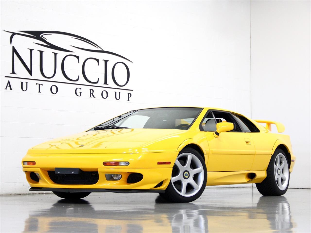 2001 Lotus Esprit V8