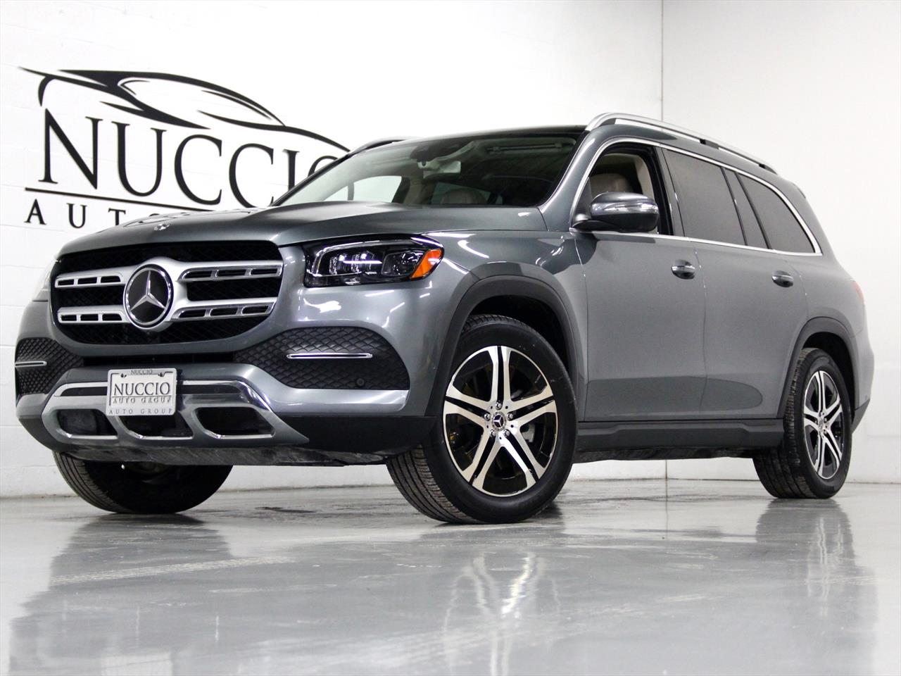 2020 Mercedes Benz GLS 450 4Matic