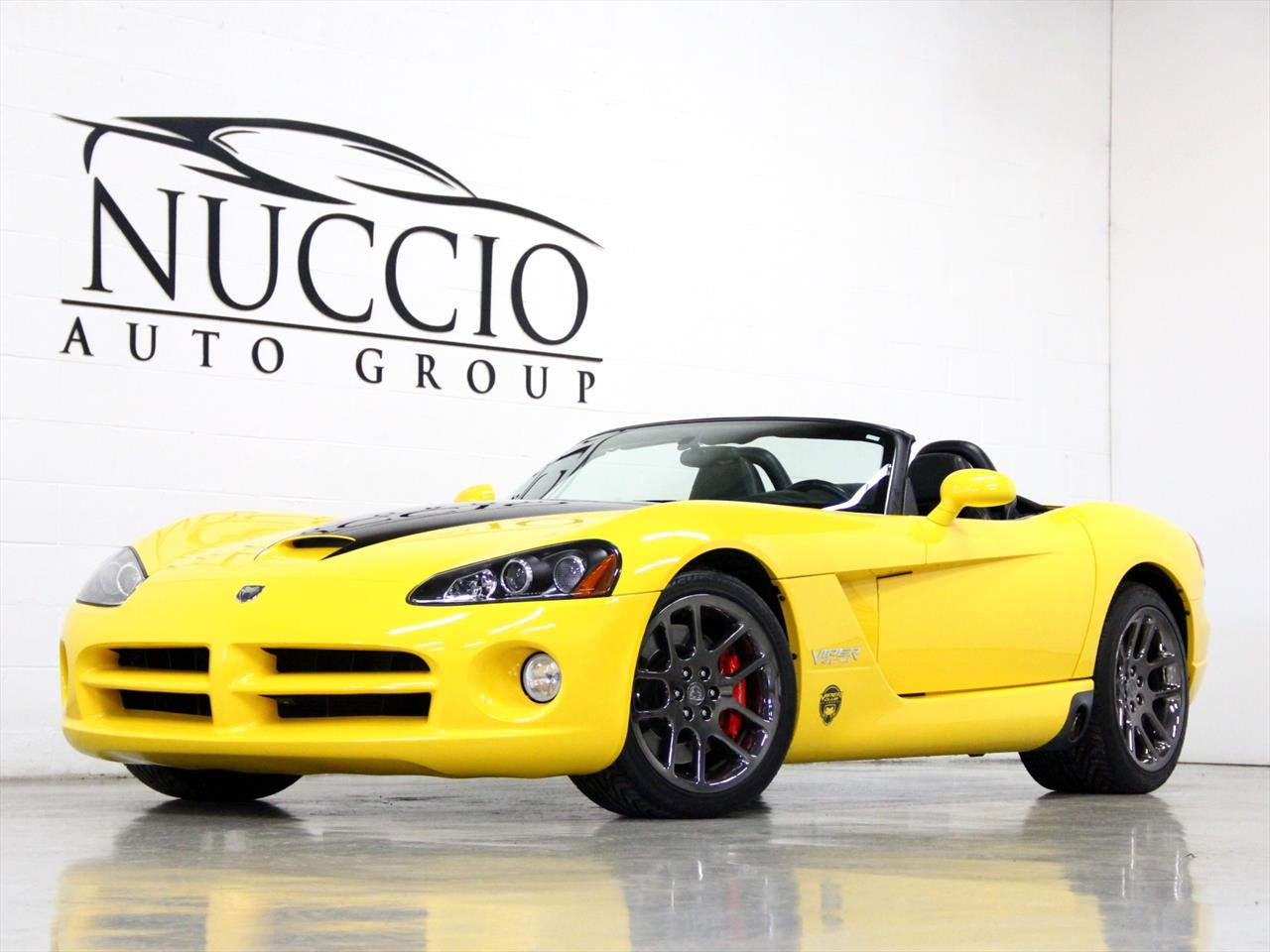2005 Dodge Viper SRT 10 Viper Club of America Special Edition