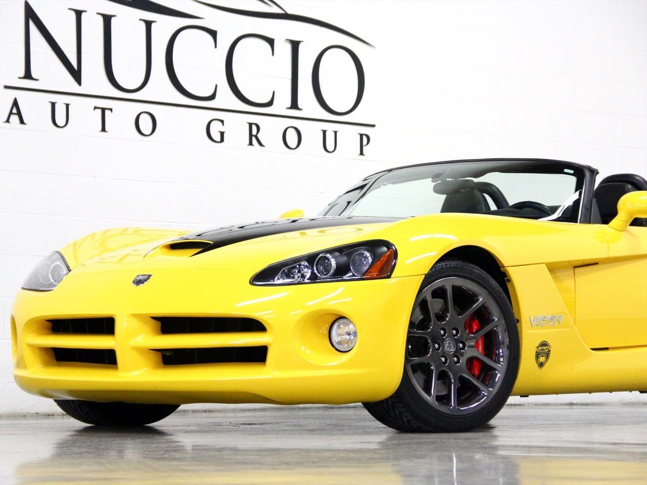 2005 Dodge Viper SRT 10 Viper Club of America Special Edition
