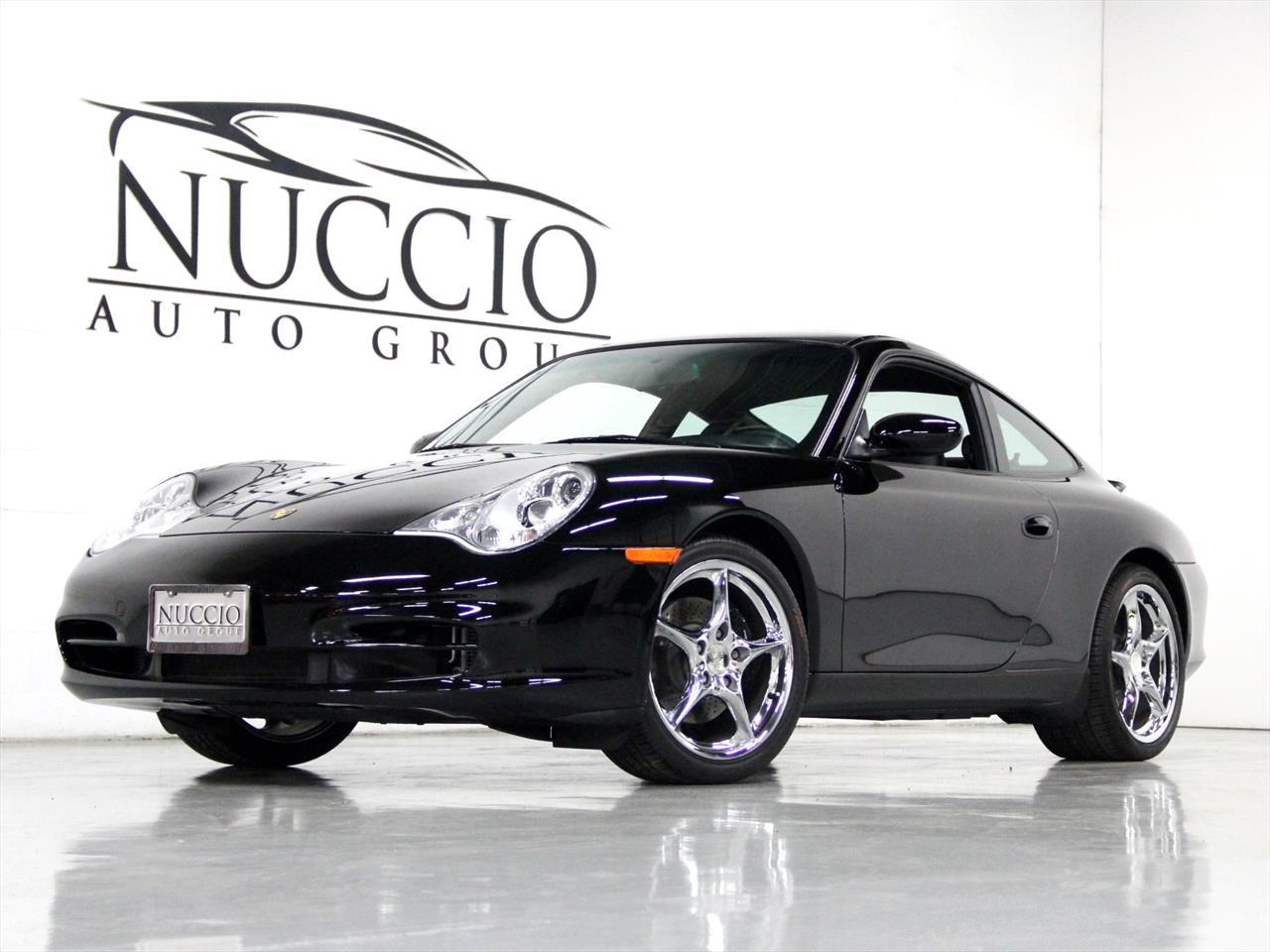 2003 Porsche 911 Carrera 2