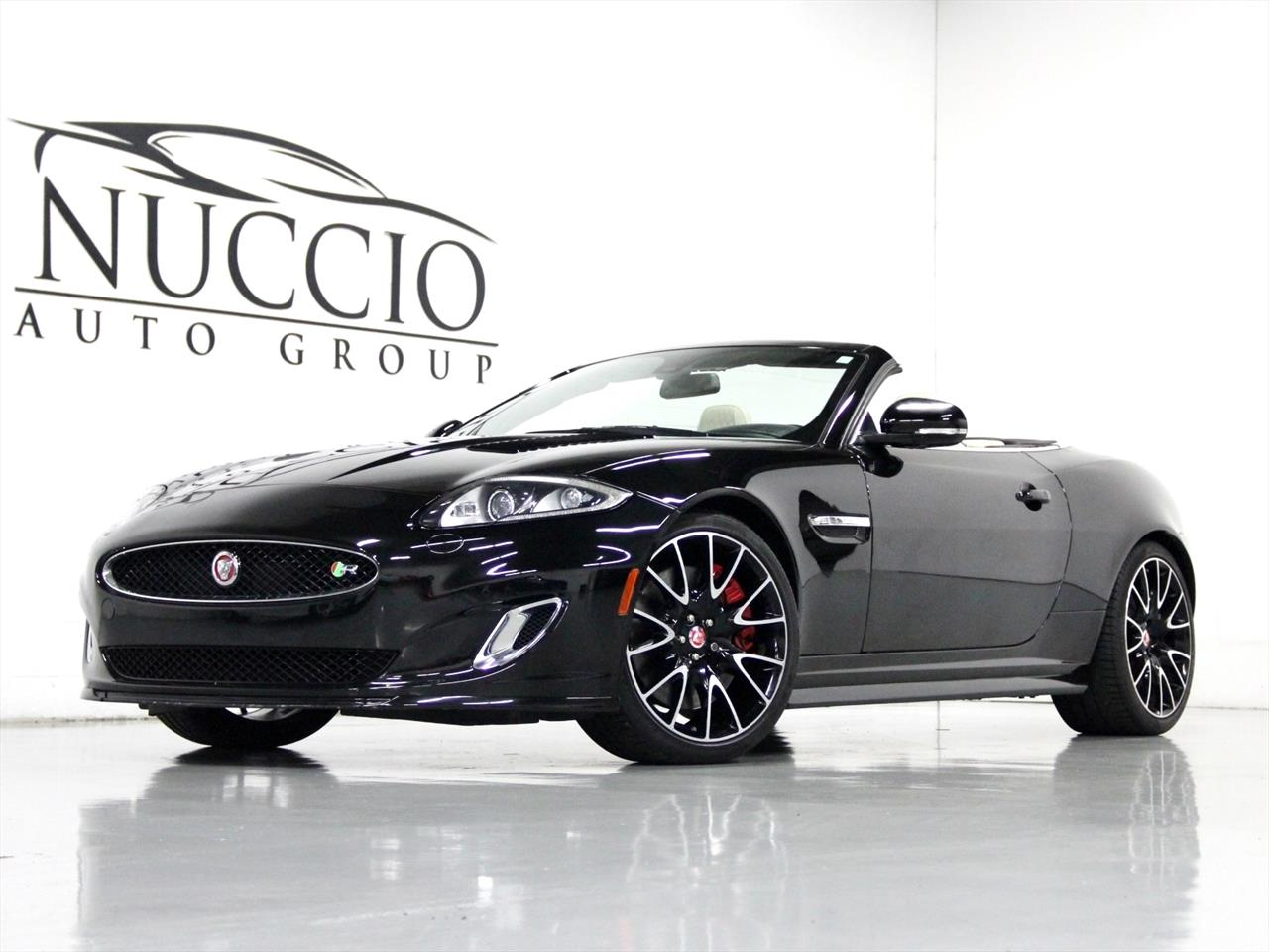 2015 Jaguar XKR Convertible Final Fifty Limited Edition