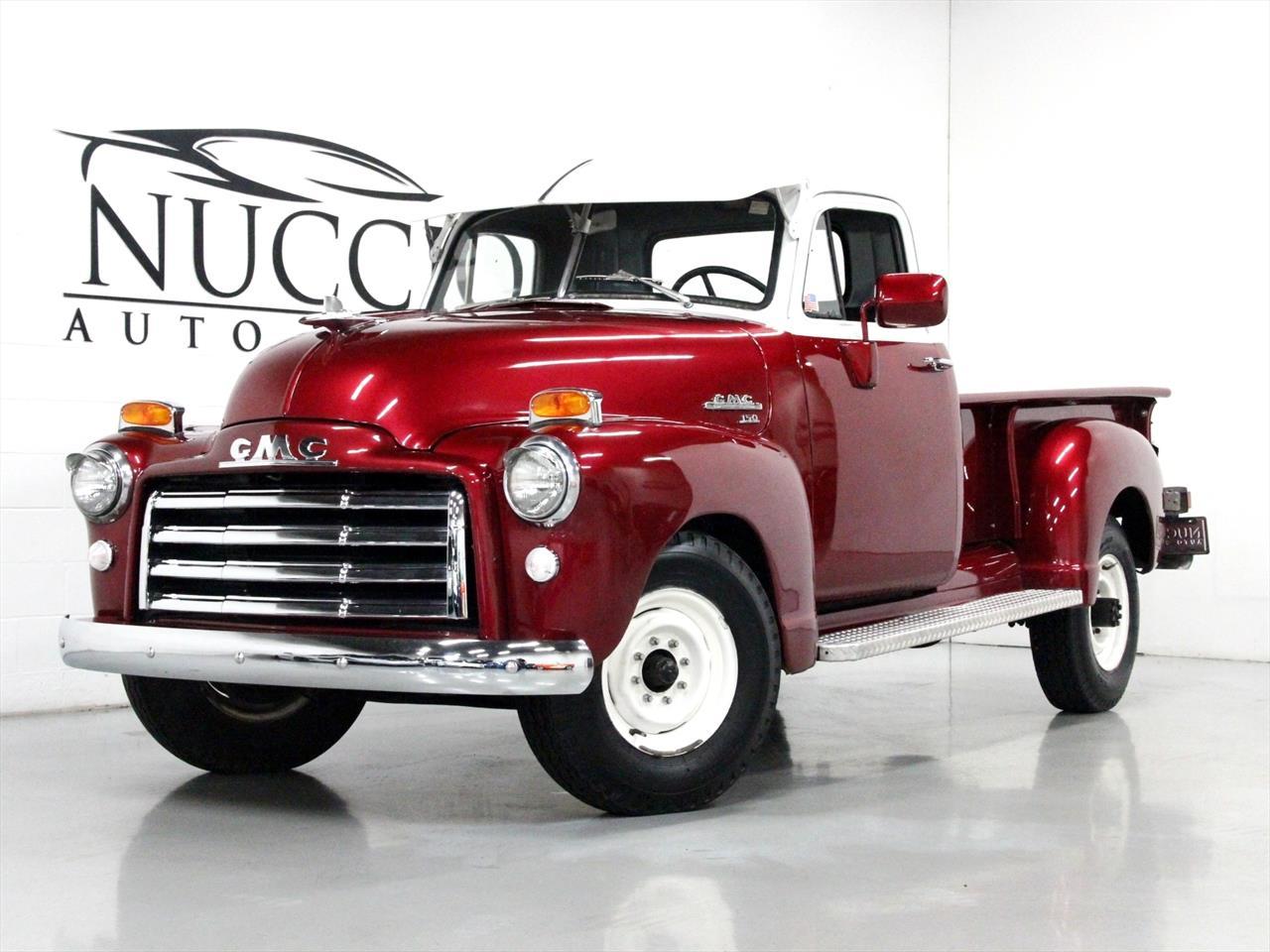 1951 GMC 150 Pickup