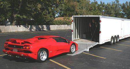 Exotic Car Transportation