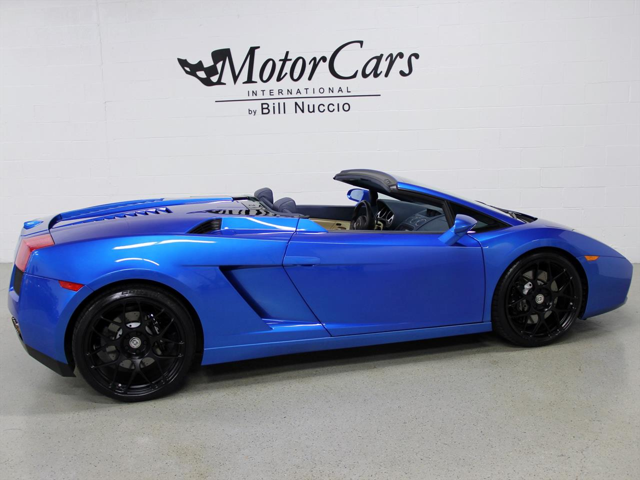 2007 Lamborghini Gallardo Spyder - Champion Motors ...   2007 Lamborghini Gallardo Spyder
