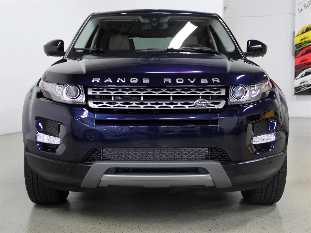 2014 land rover range rover evoque. Black Bedroom Furniture Sets. Home Design Ideas